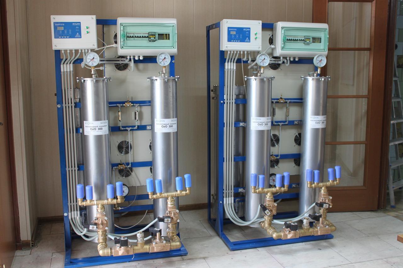 Generador de ozono médico