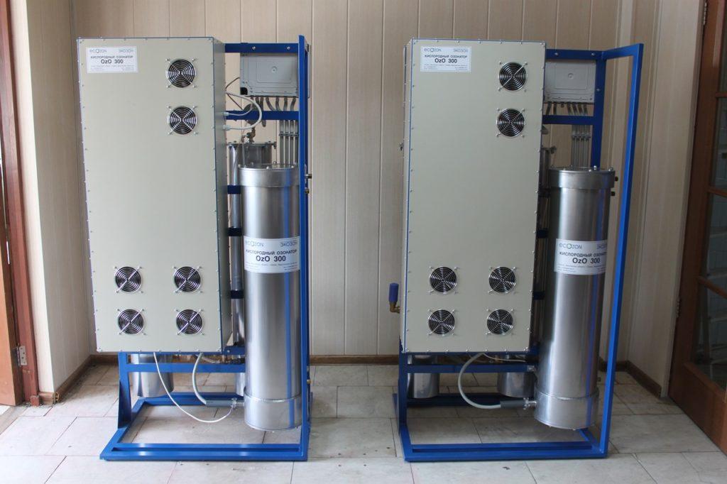 Generador de ozono domestico