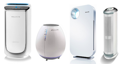Amazon purificador de aire